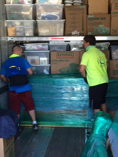 Dose Moving Packing services