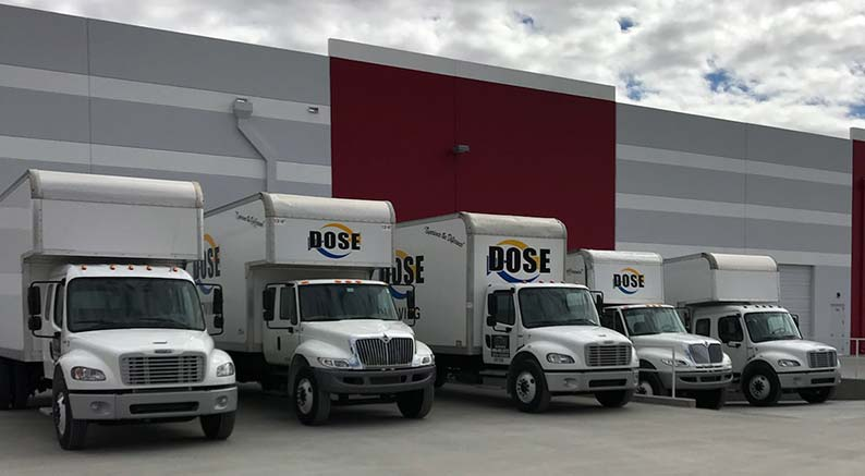 Dose Moving Storage Facility
